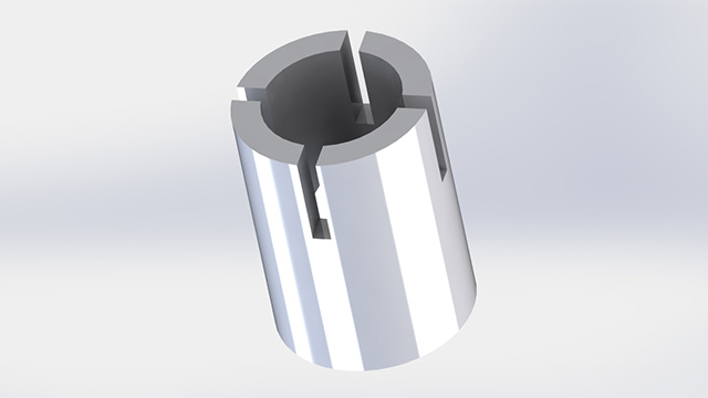 Compression Fitting Render