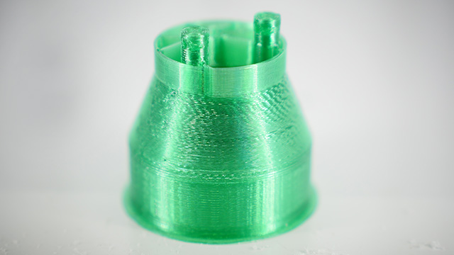 Float Valve Adapter Printed